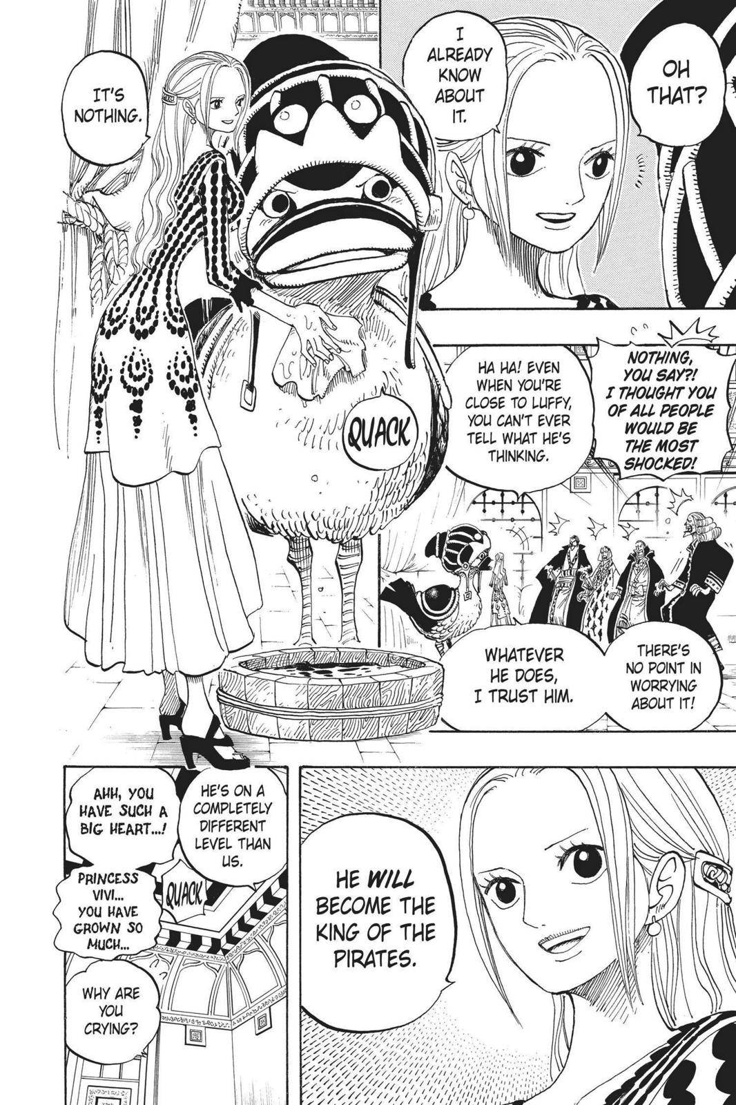 One Piece Chapter 439 Page 17