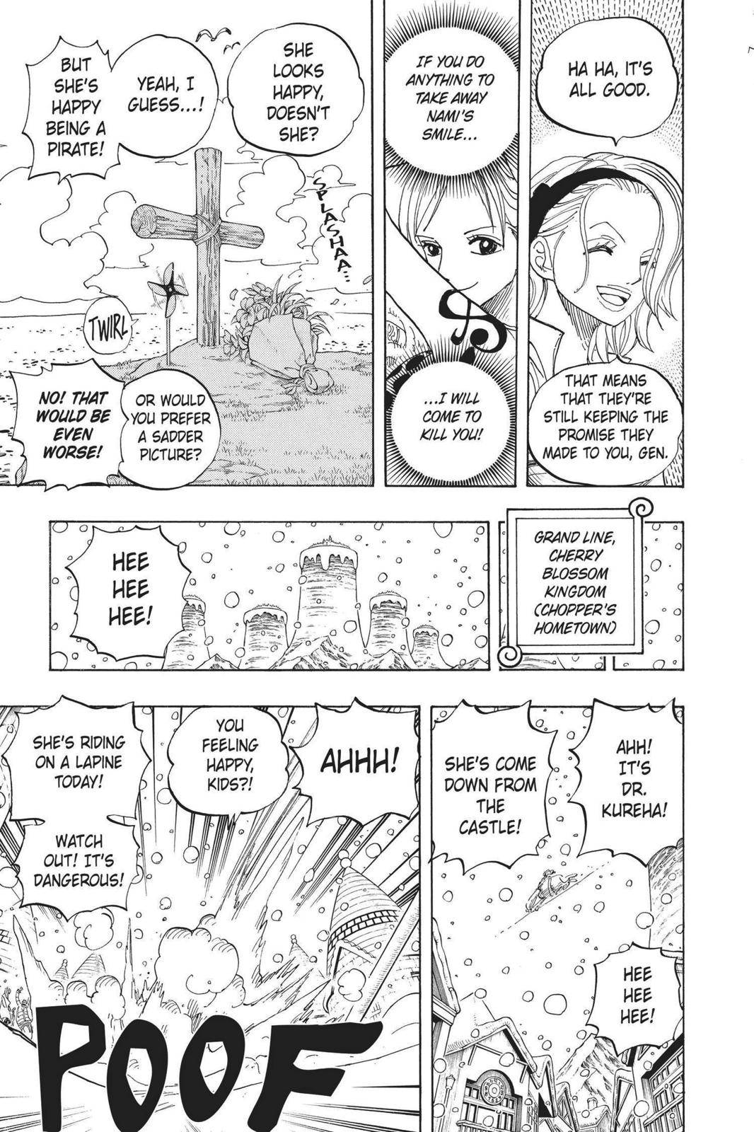 One Piece Chapter 440 Page 7