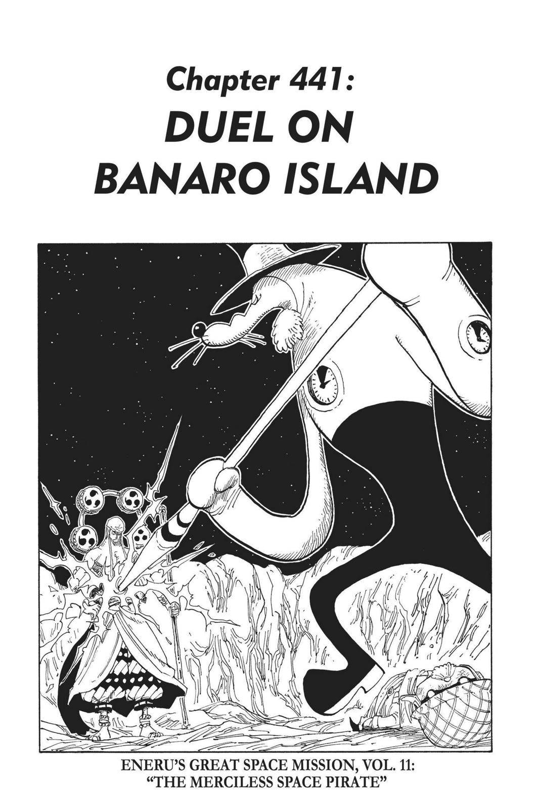 One Piece Chapter 441 Page 7
