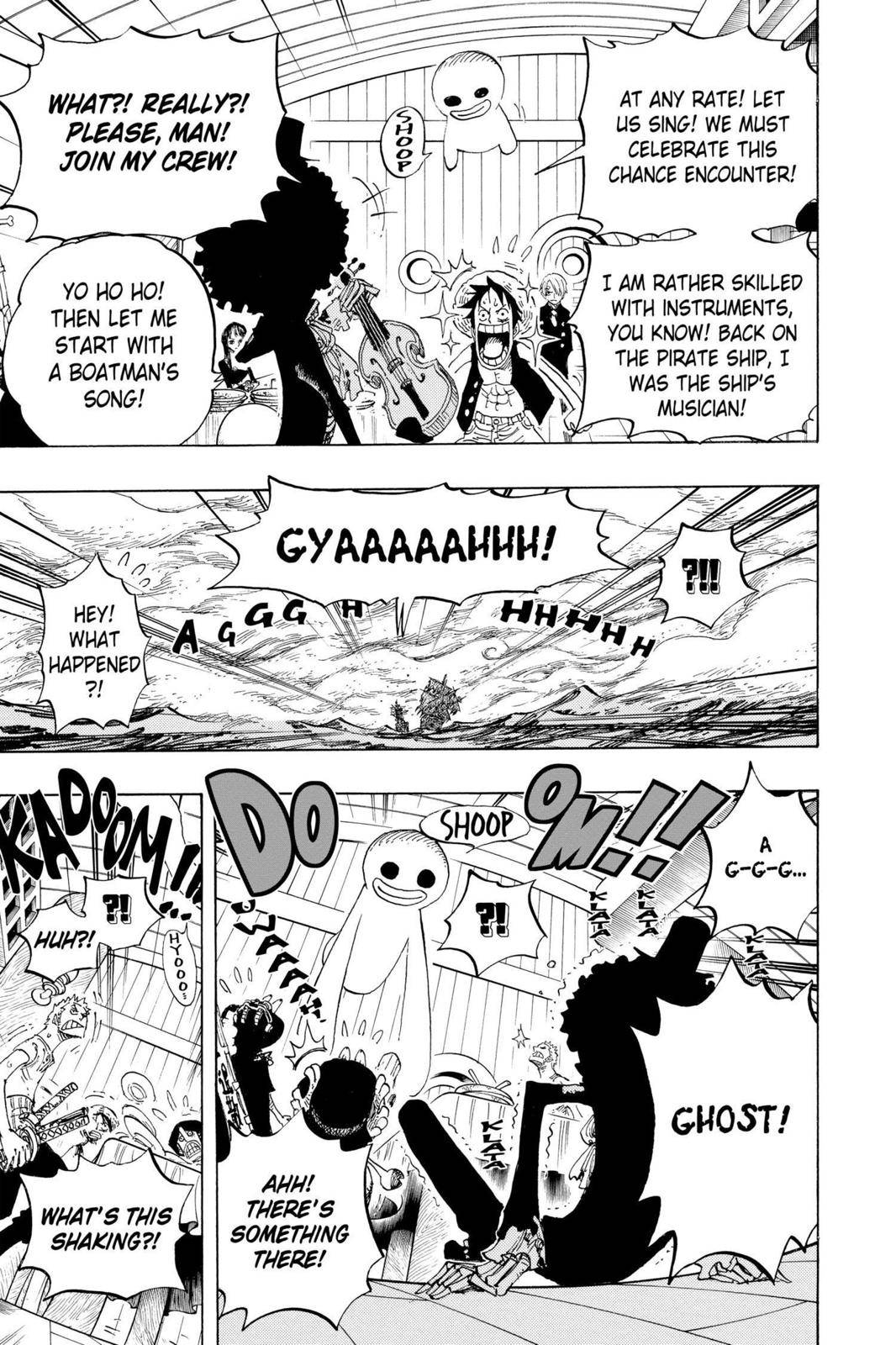 One Piece Chapter 443 Page 15