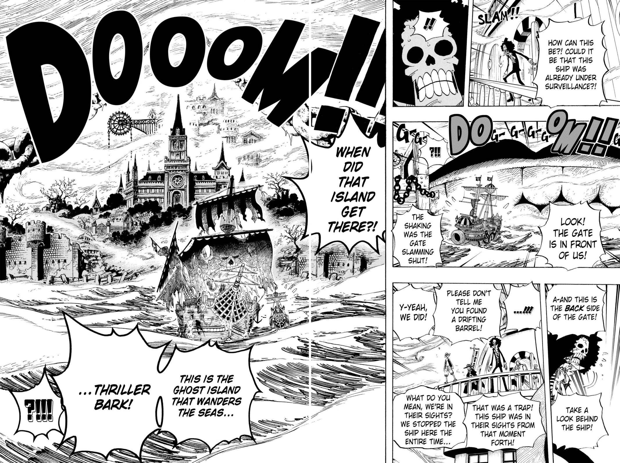 One Piece Chapter 443 Page 16