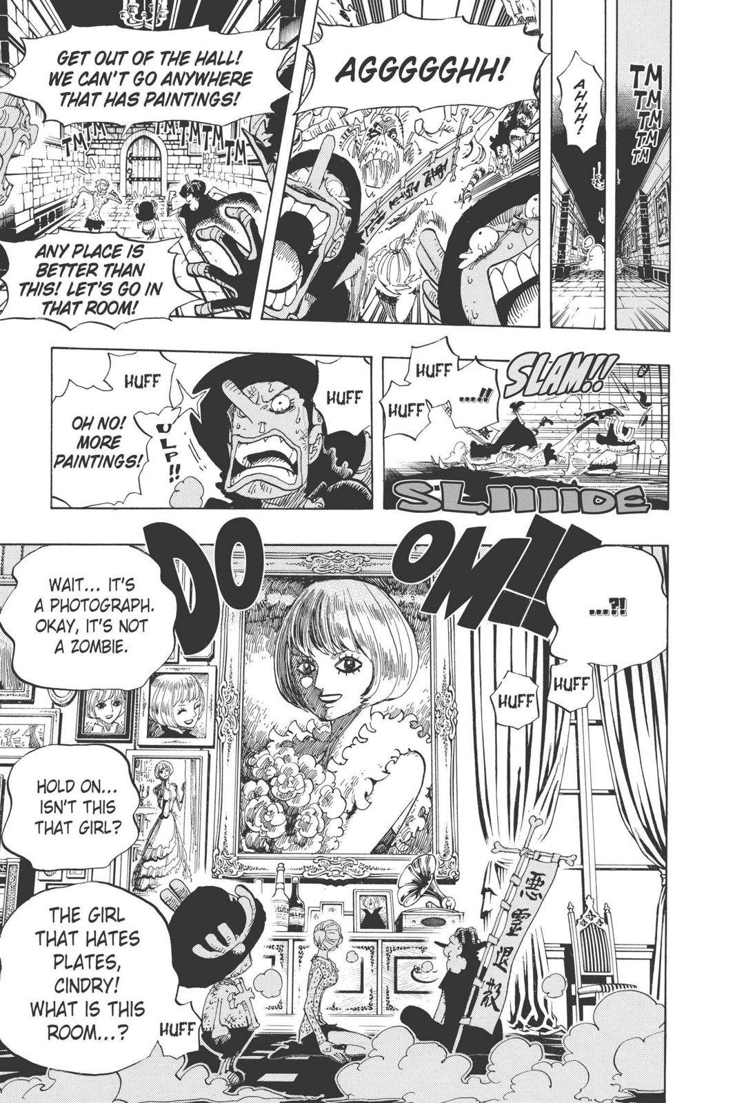 One Piece Chapter 447 Page 19