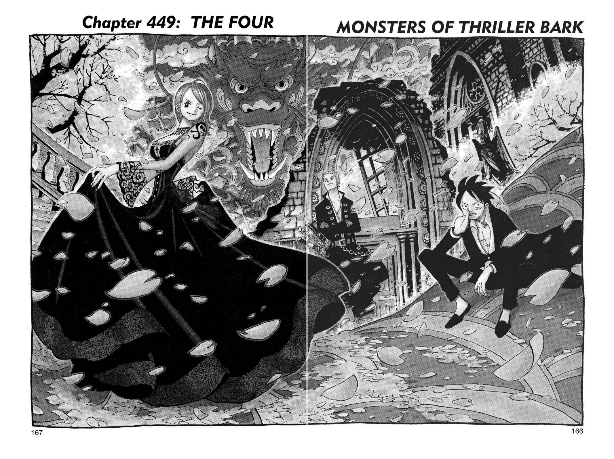 One Piece Chapter 449 Page 1