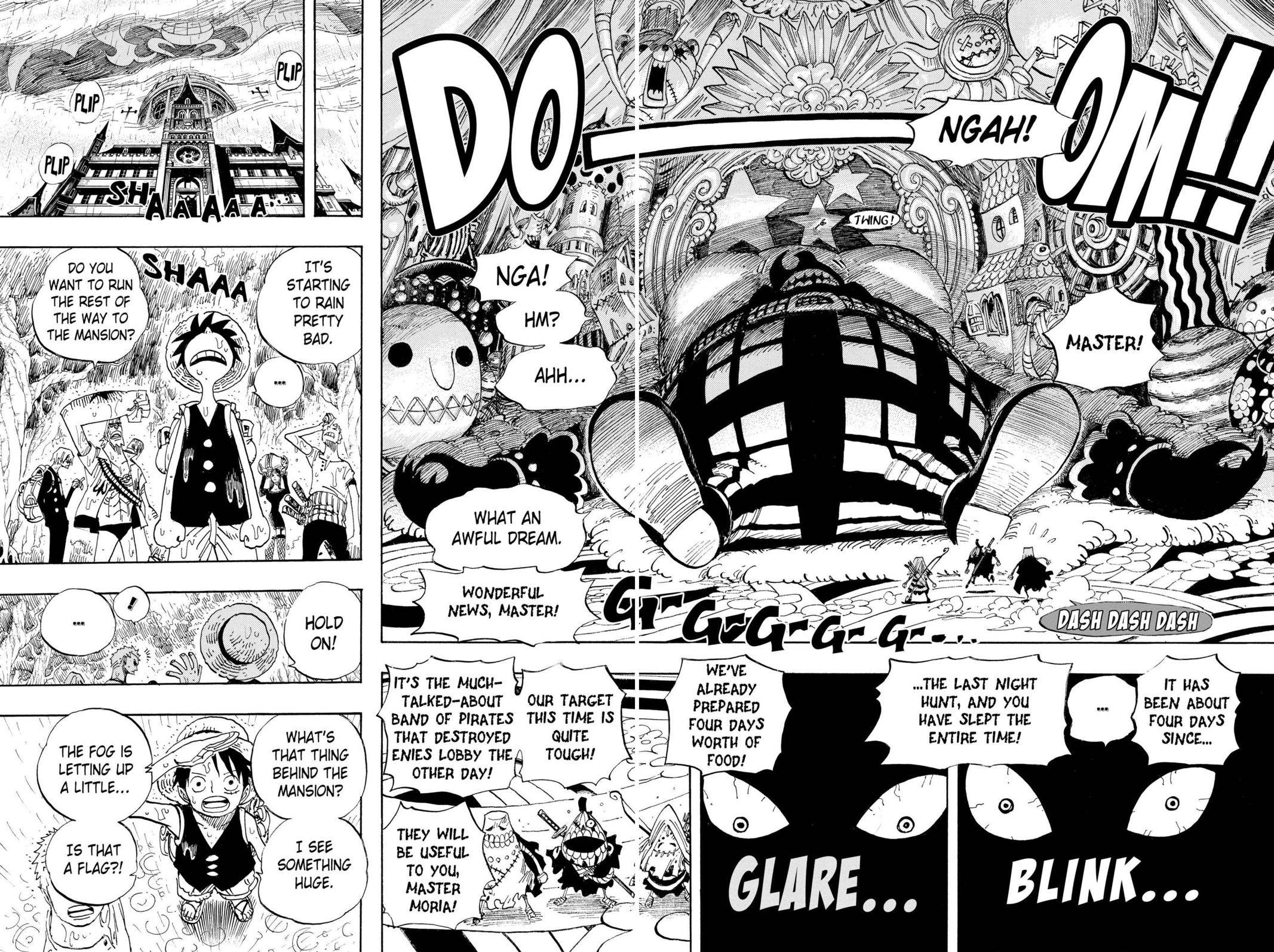 One Piece Chapter 449 Page 14