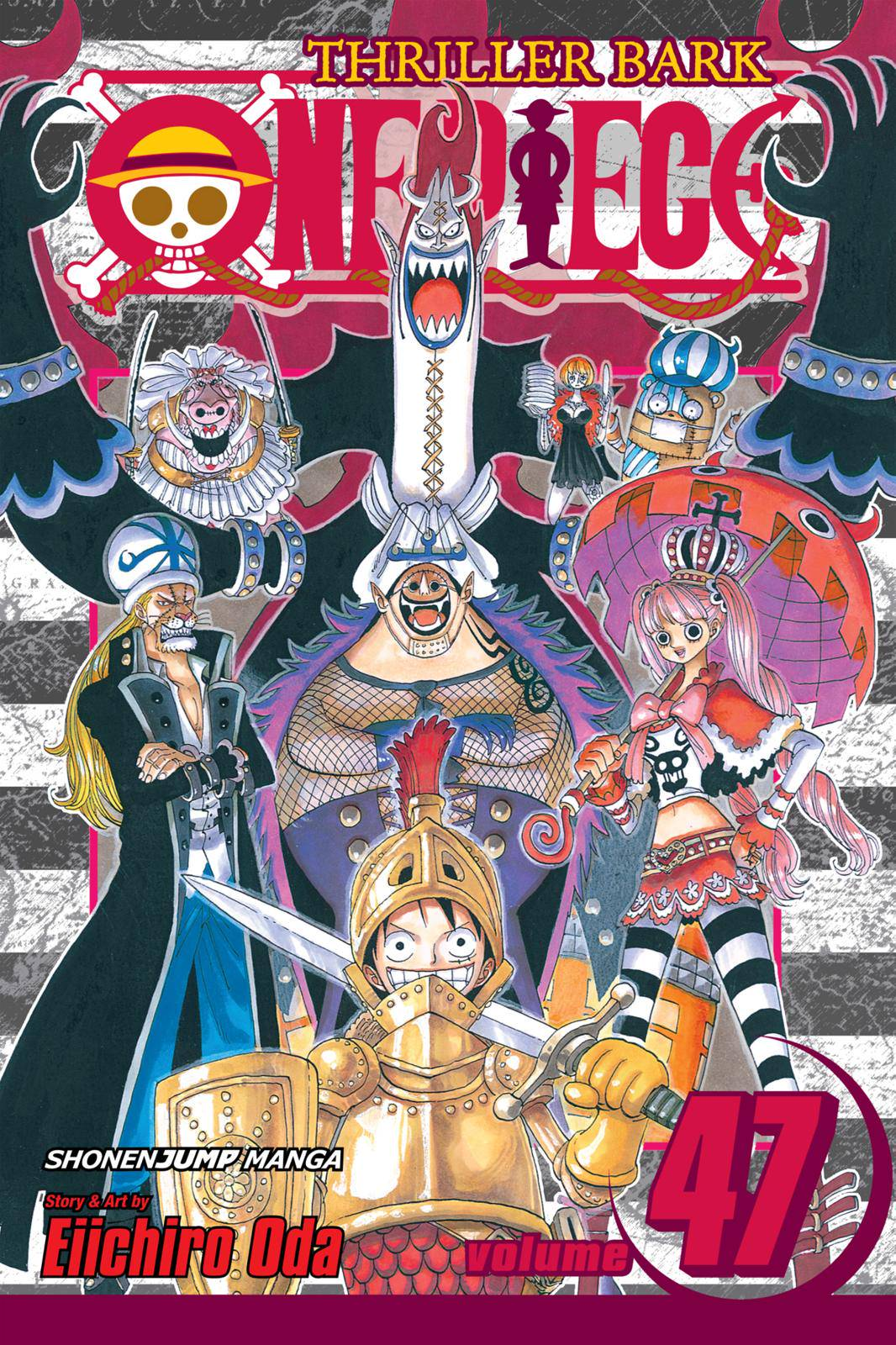 One Piece Chapter 450 Page 1