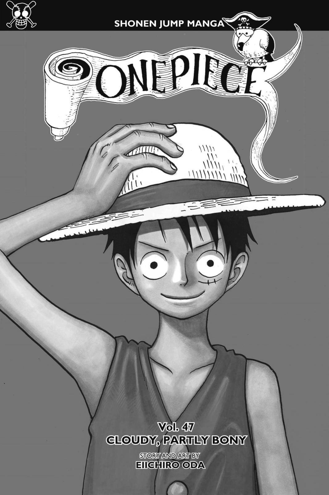 One Piece Chapter 450 Page 4