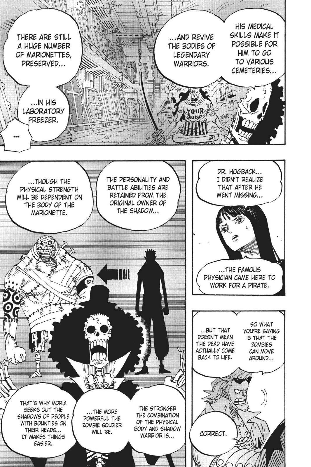One Piece Chapter 455 Page 9