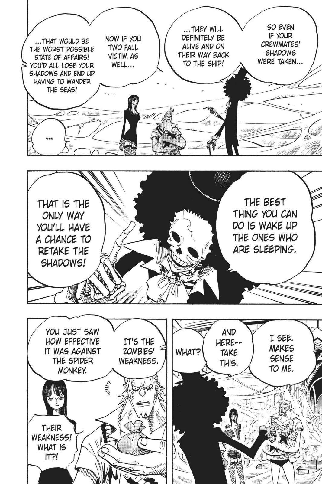 One Piece Chapter 456 Page 4