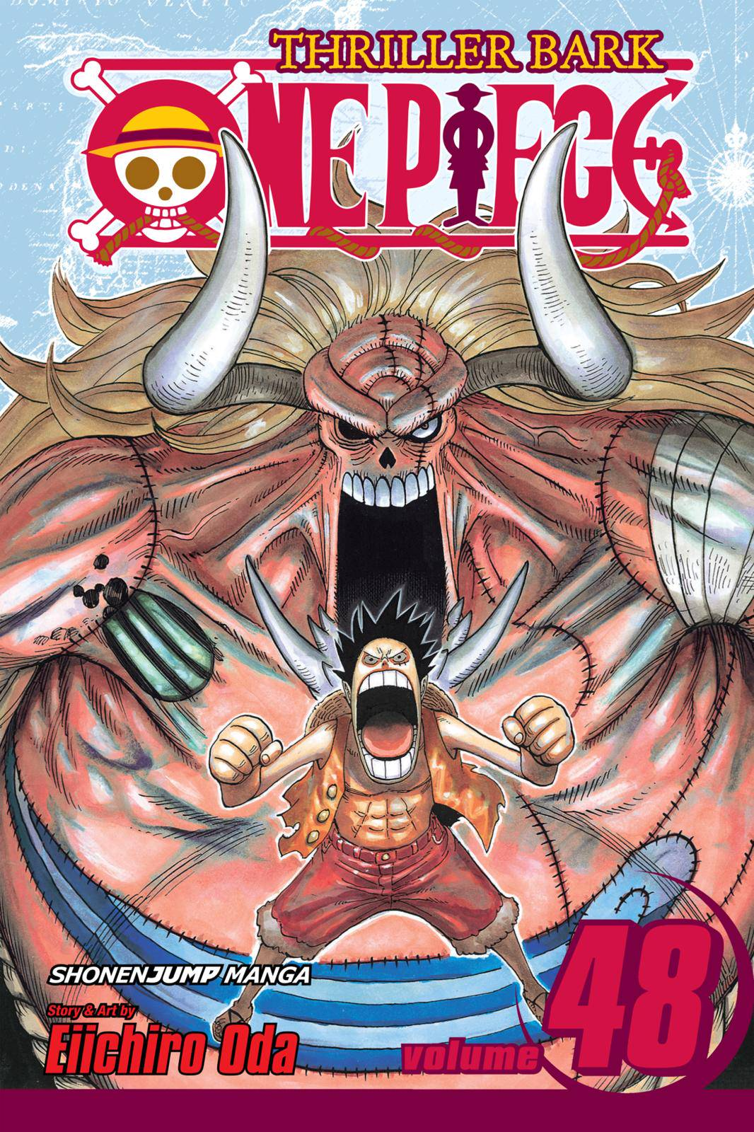 One Piece Chapter 460 Page 1