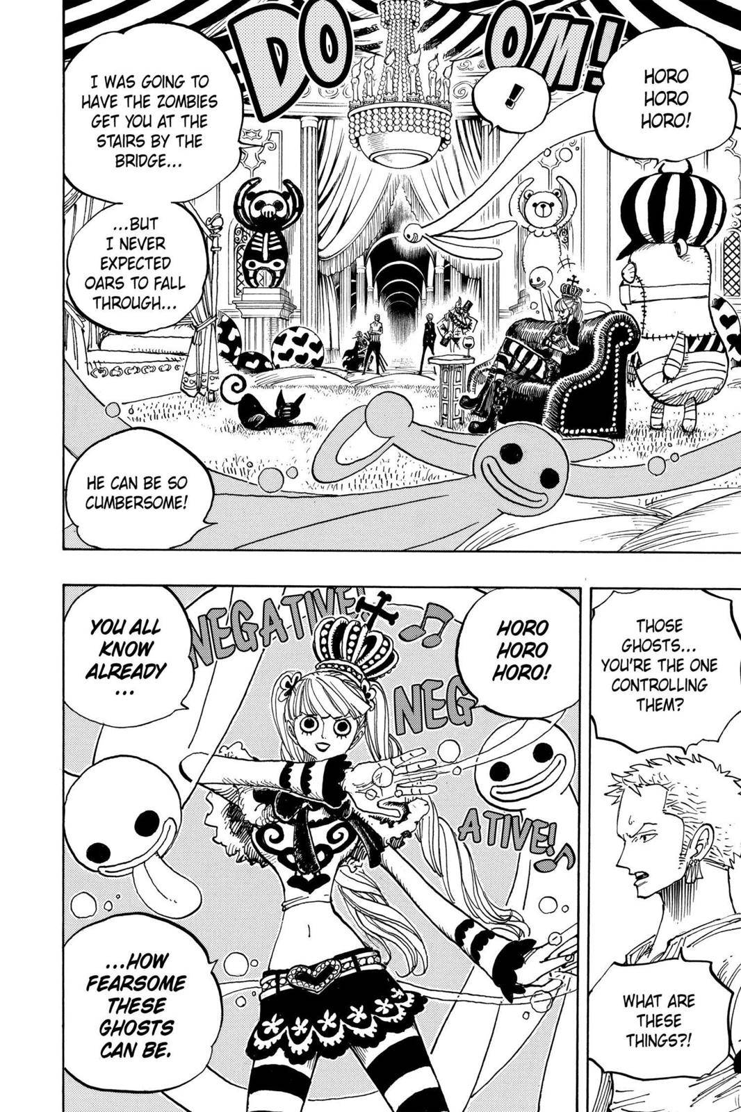 One Piece Chapter 461 Page 12