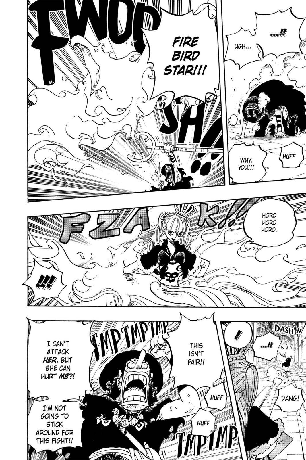 One Piece Chapter 465 Page 12
