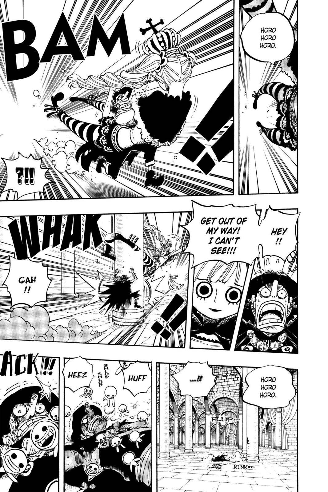 One Piece Chapter 465 Page 13