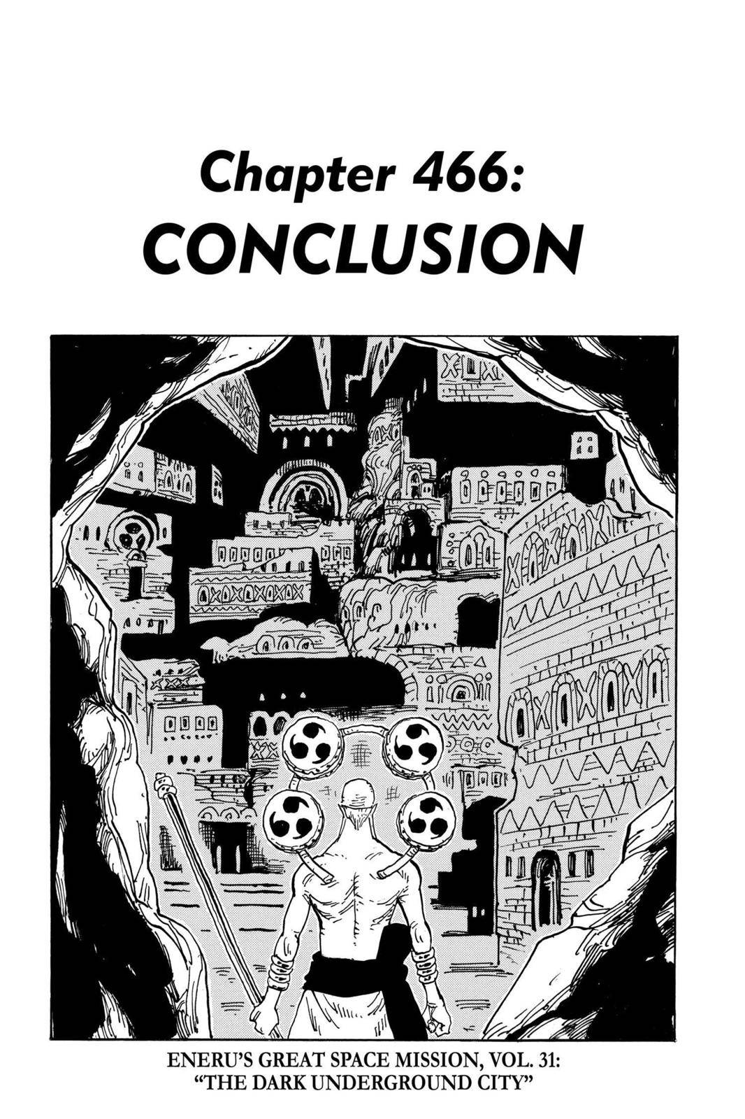 One Piece Chapter 466 Page 1