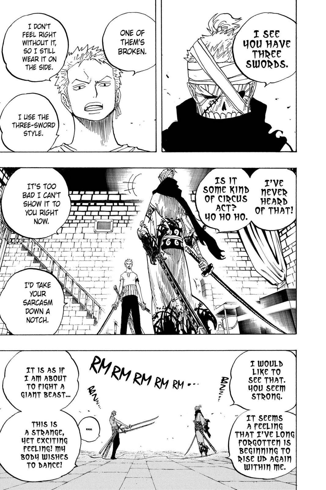 One Piece Chapter 466 Page 17