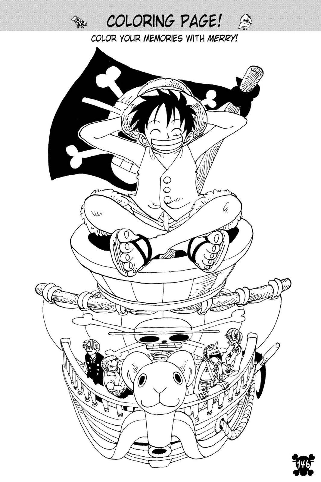 One Piece Chapter 466 Page 20