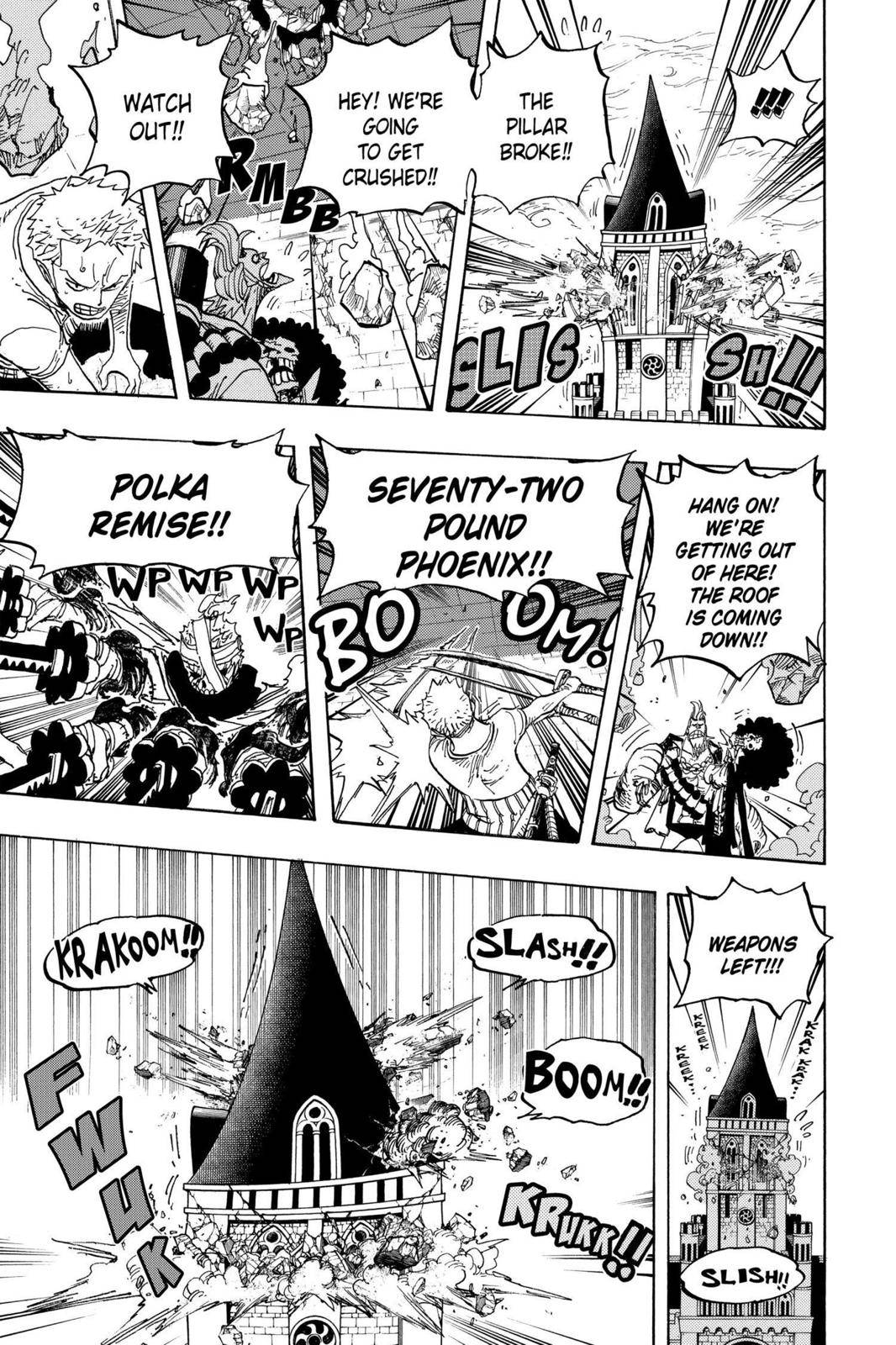 One Piece Chapter 467 Page 7