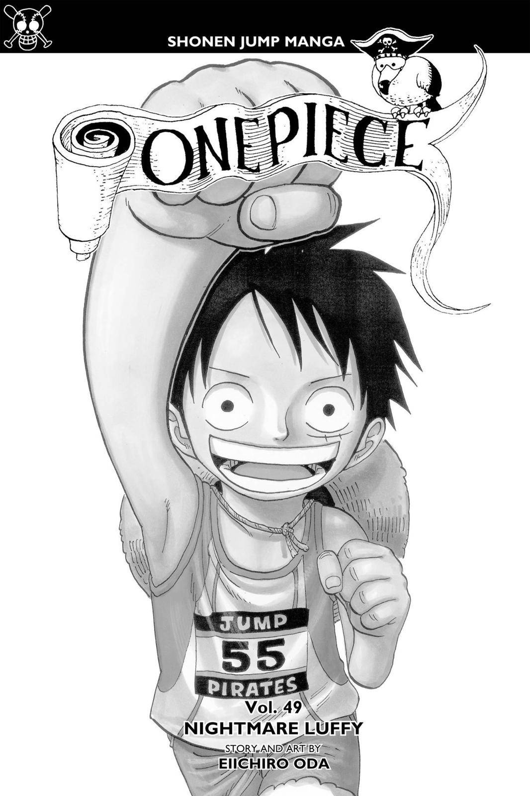One Piece Chapter 471 Page 4