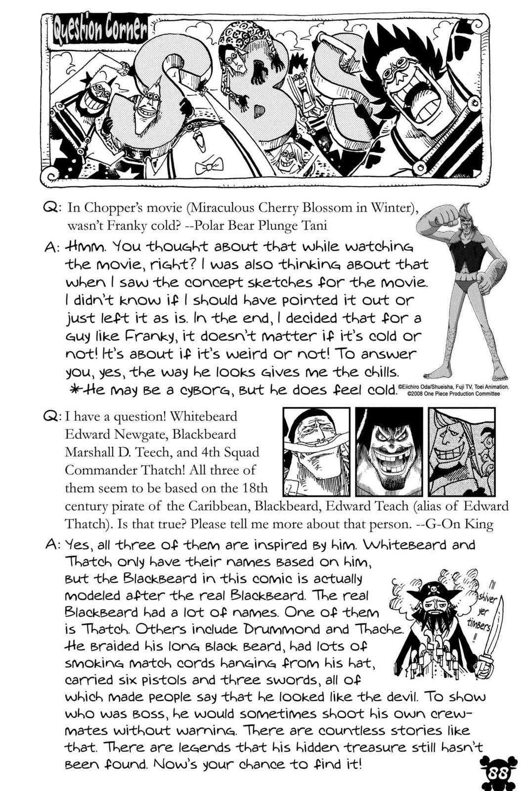 One Piece Chapter 474 Page 19