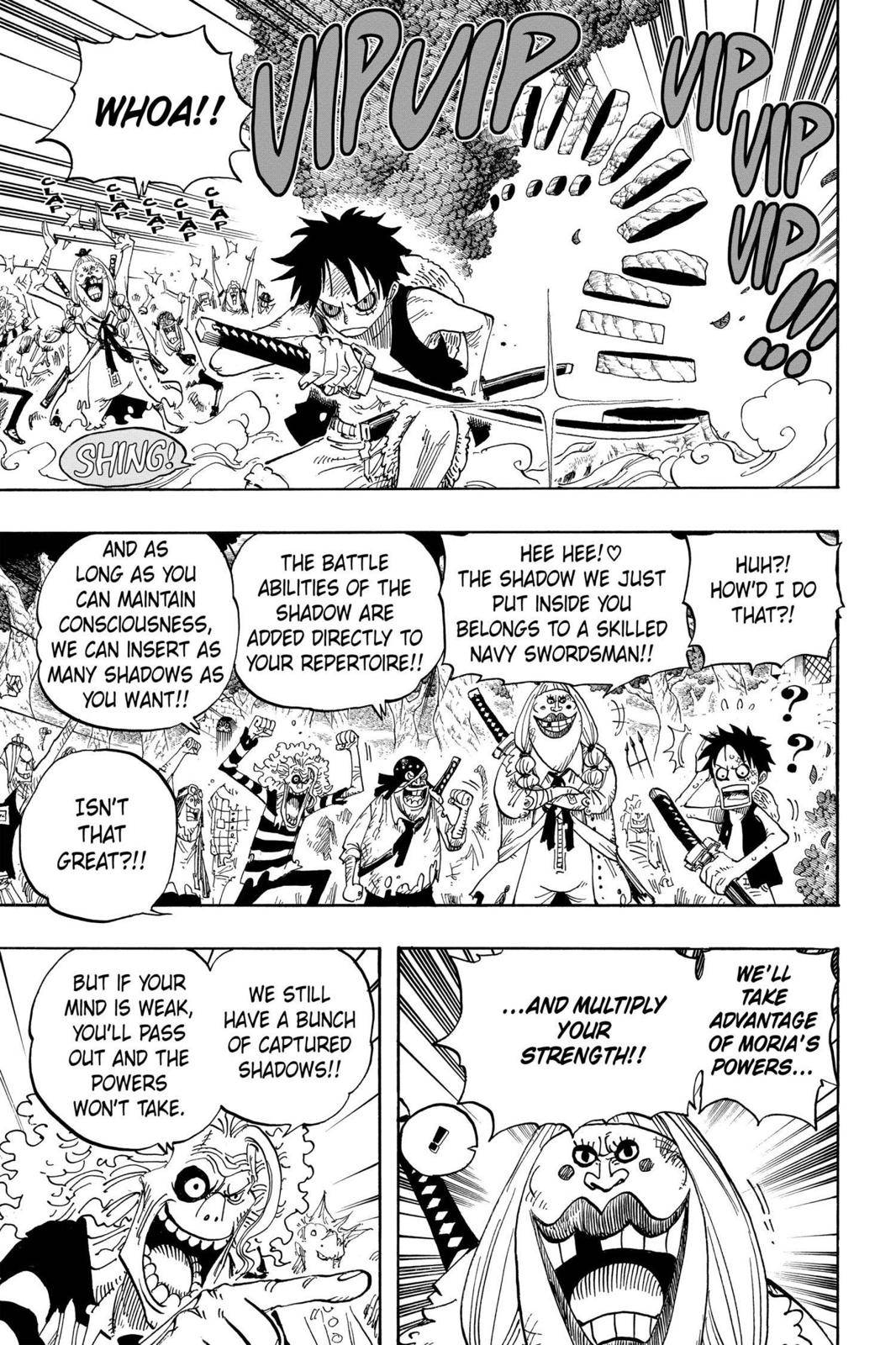 One Piece Chapter 476 Page 5