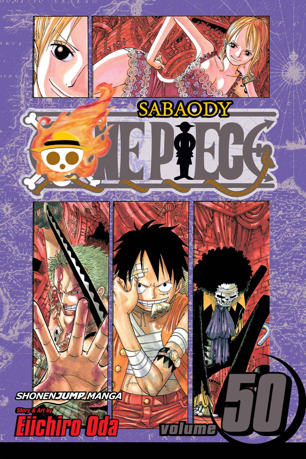 One Piece Chapter 482 Page 1