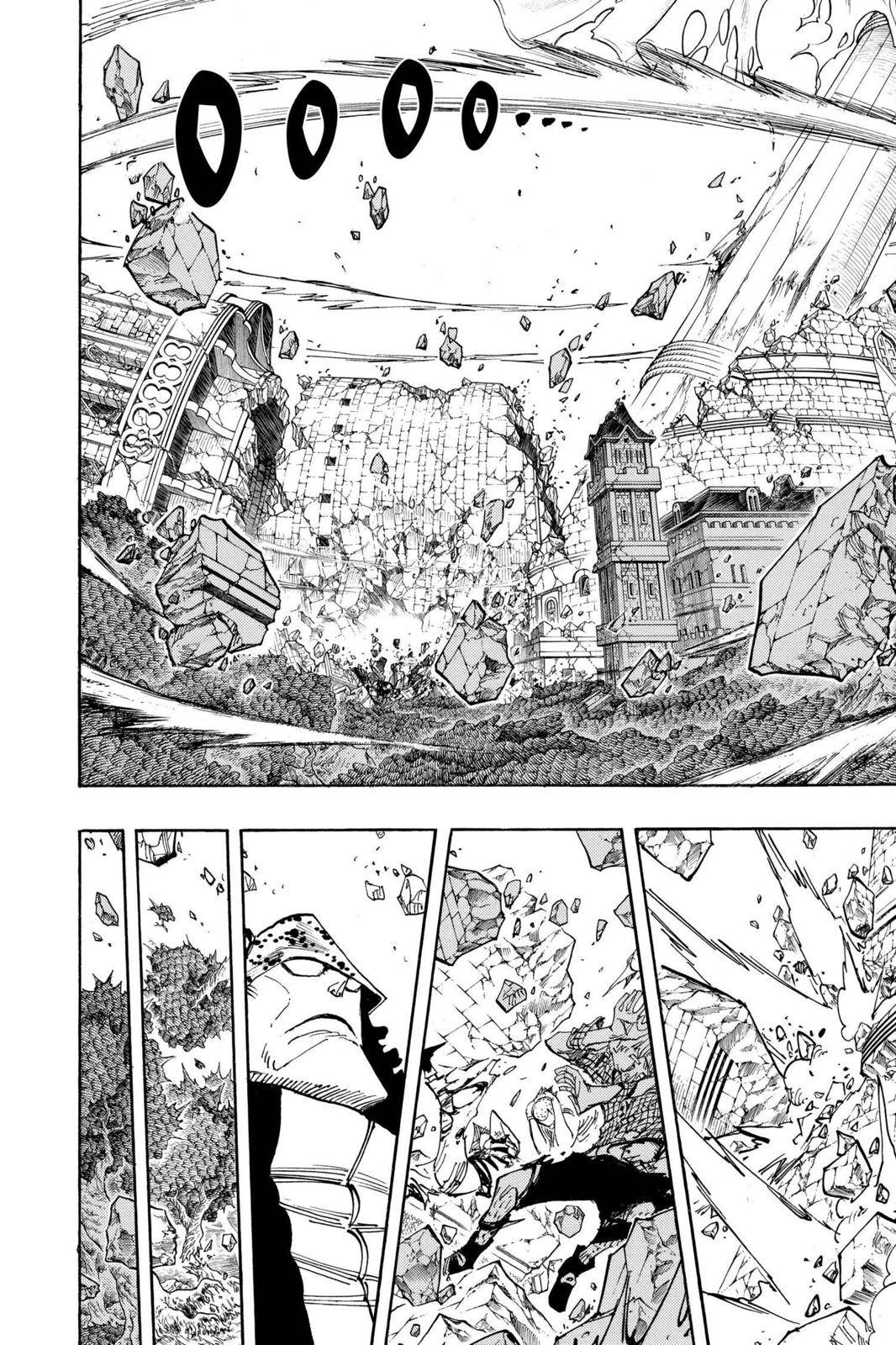 One Piece Chapter 485 Page 2