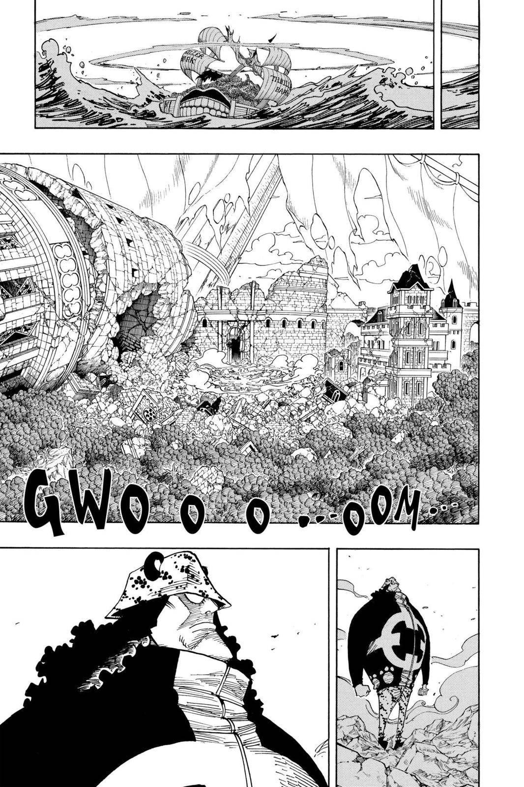 One Piece Chapter 485 Page 3