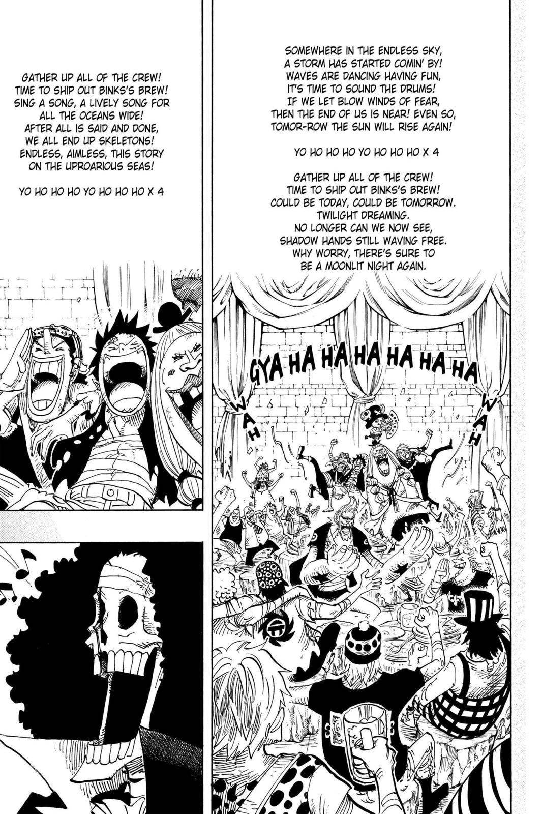 One Piece Chapter 488 Page 15