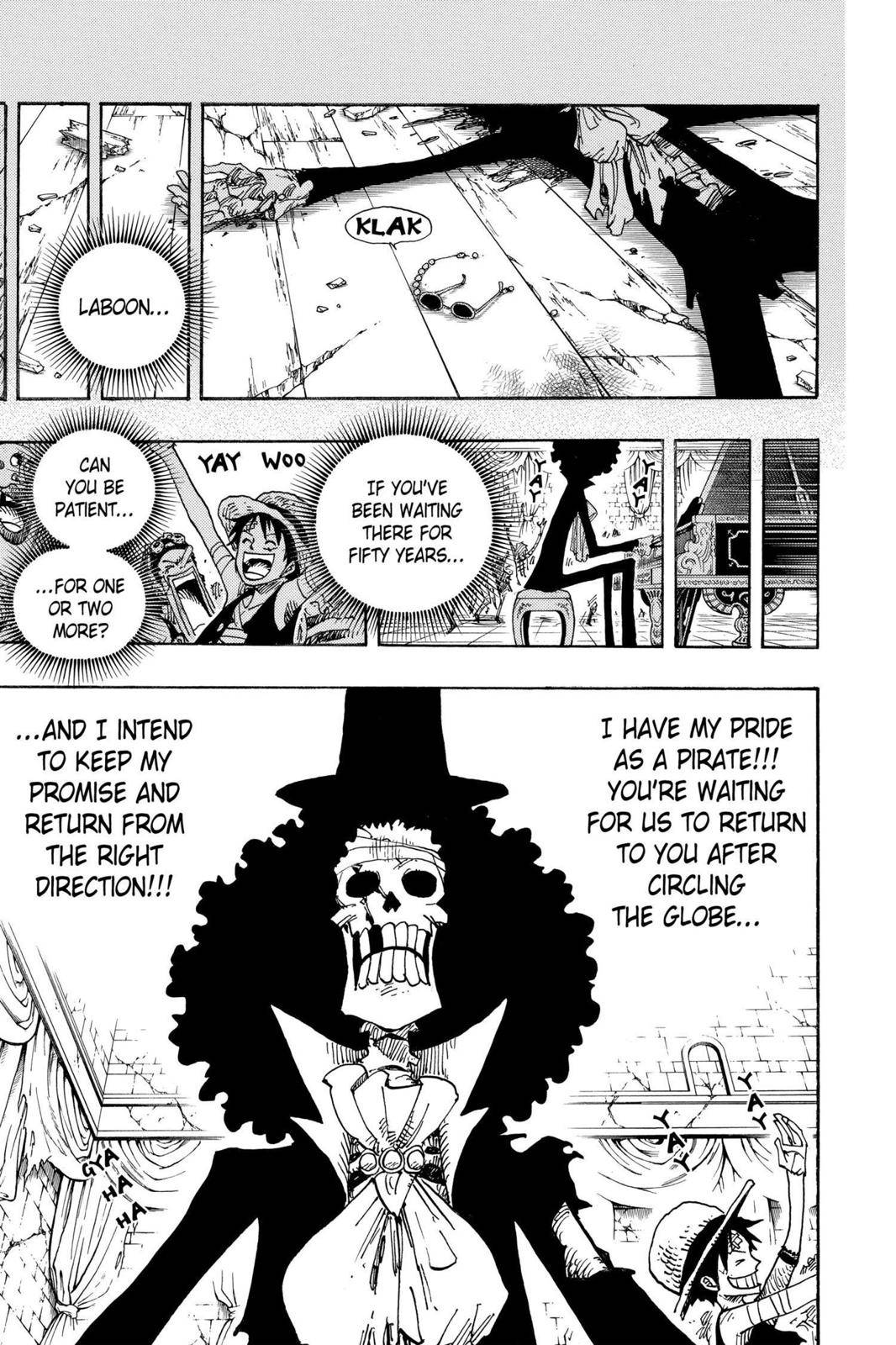 One Piece Chapter 488 Page 19