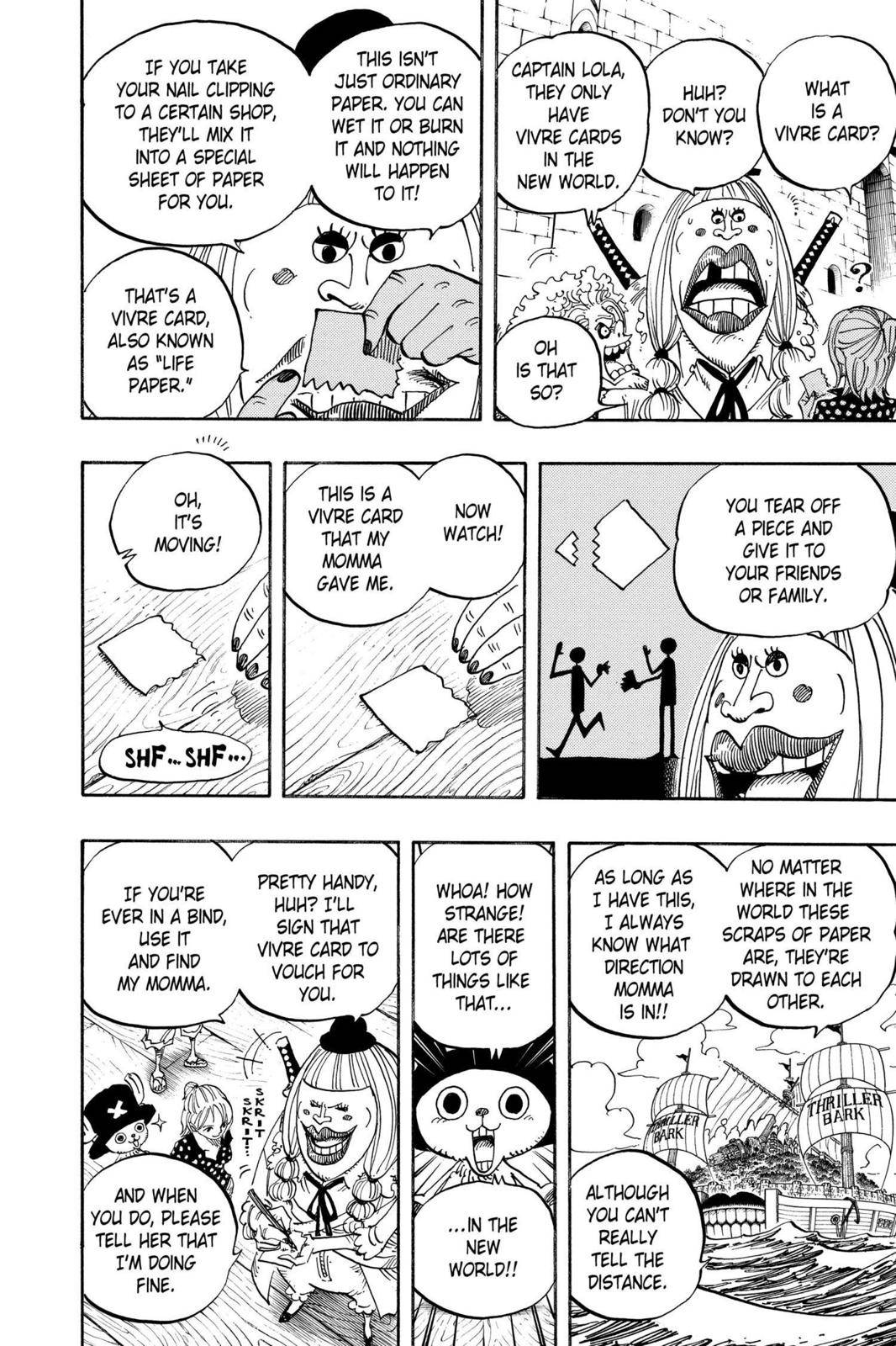 One Piece Chapter 489 Page 16