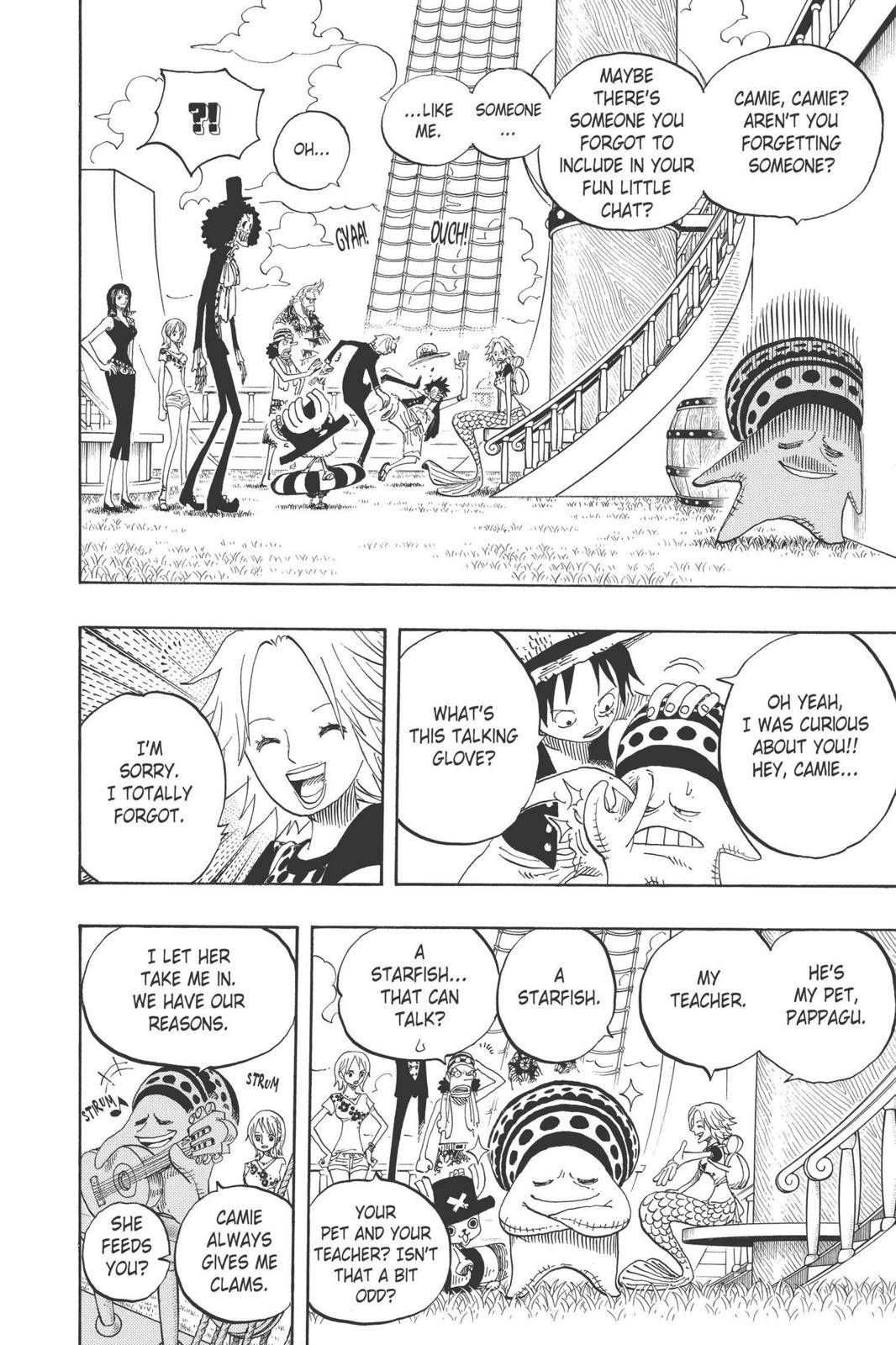 One Piece Chapter 491 Page 4