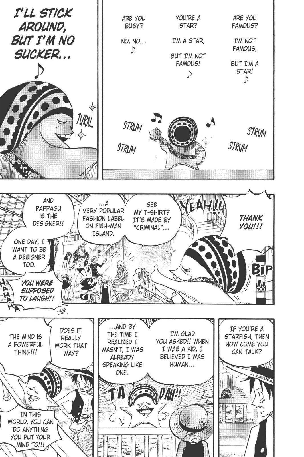 One Piece Chapter 491 Page 5