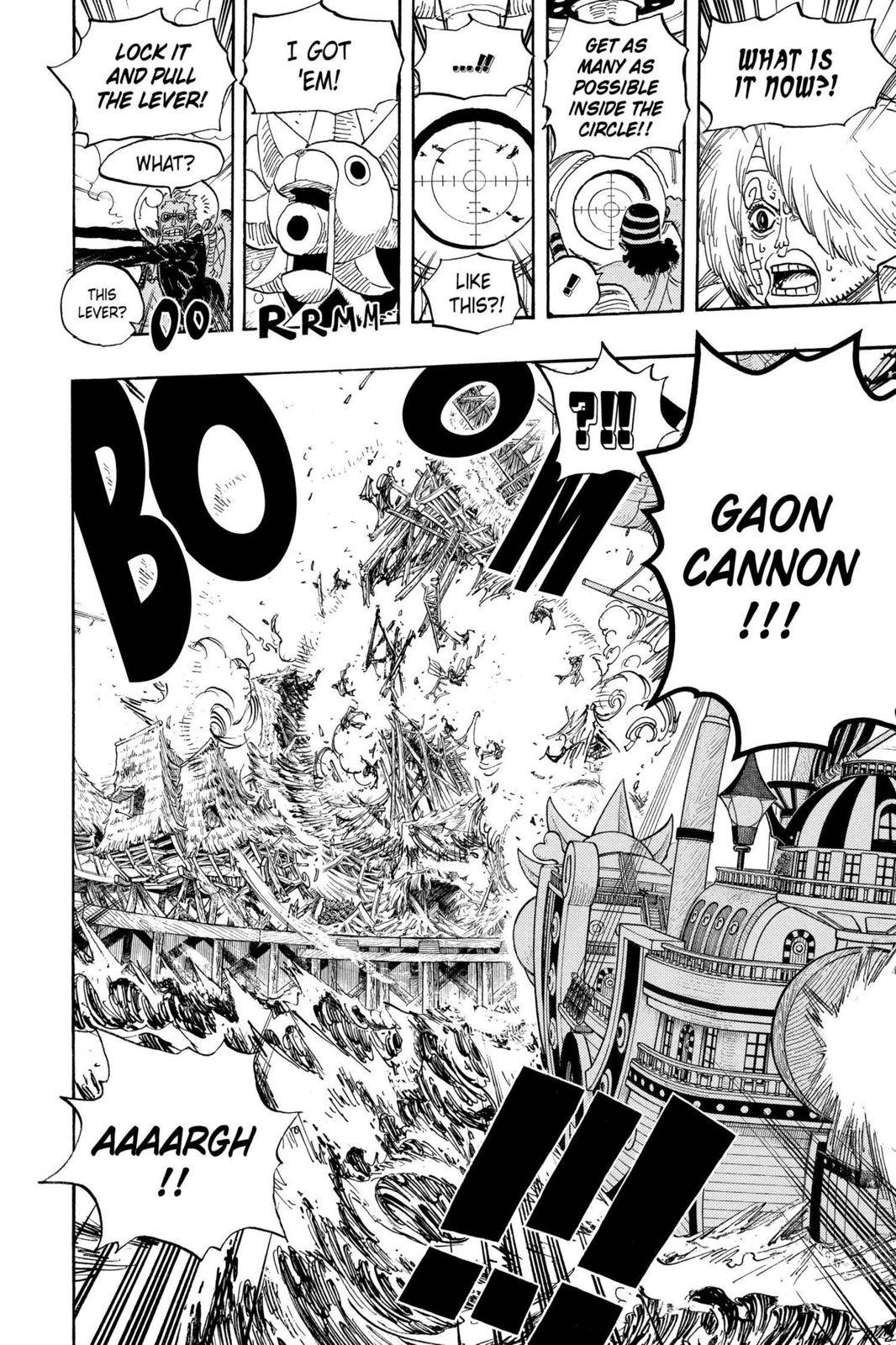 One Piece Chapter 495 Page 12