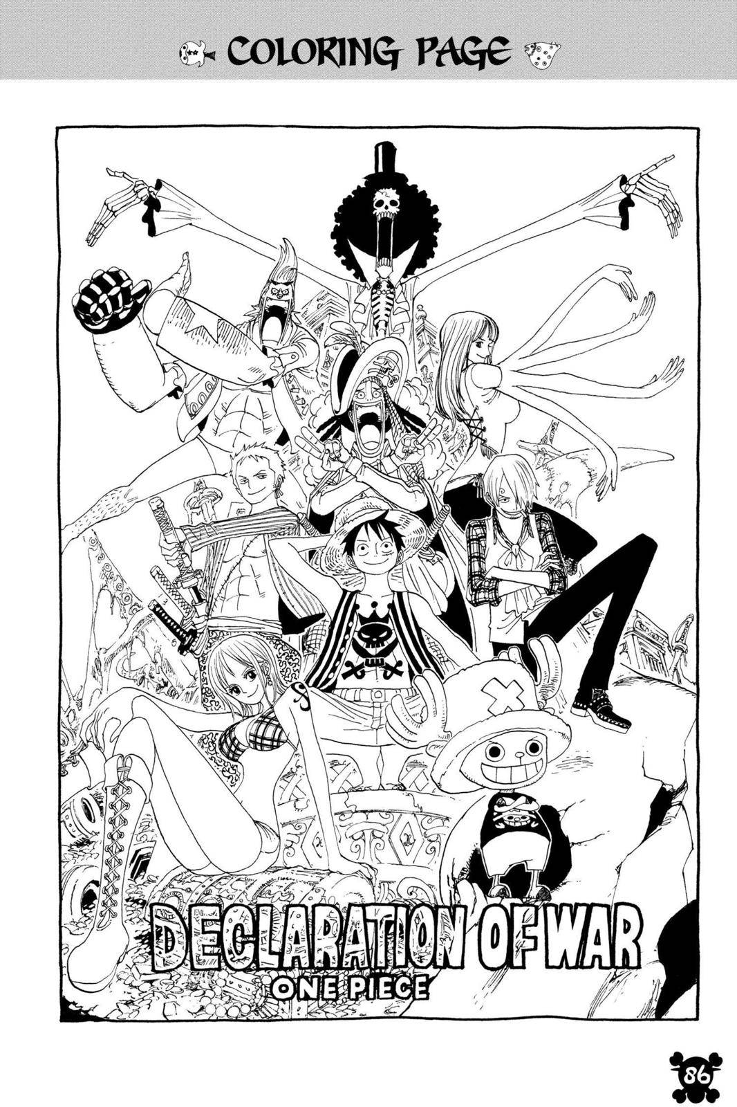 One Piece Chapter 495 Page 20