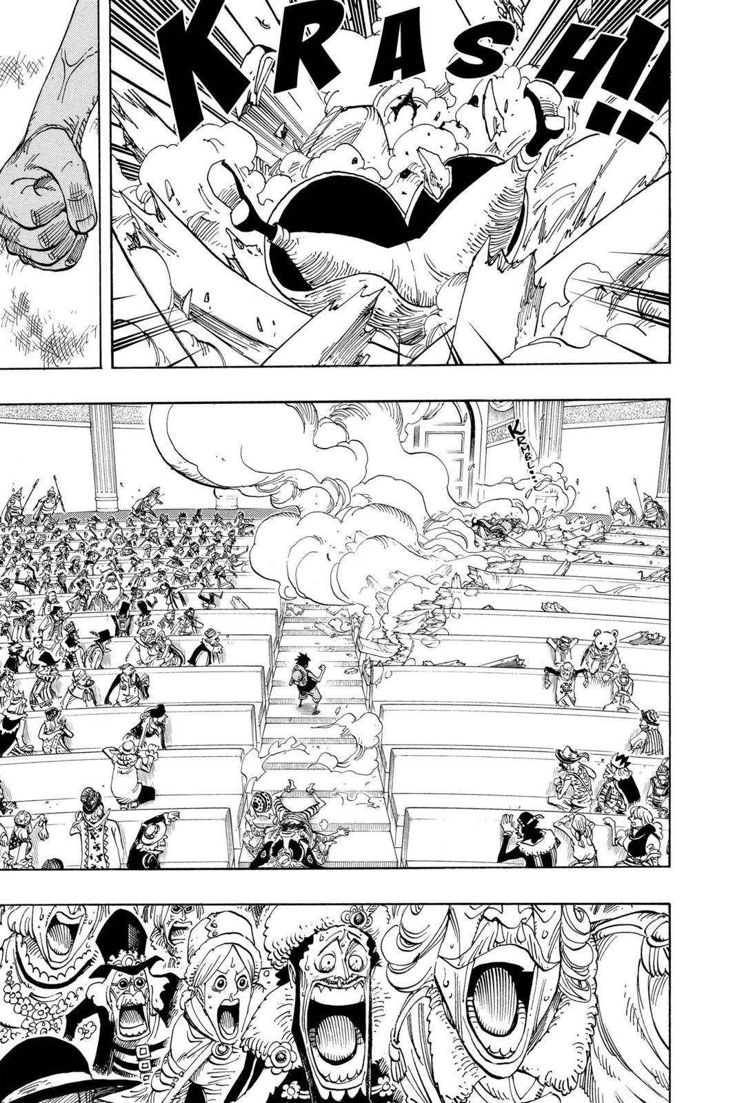 One Piece Chapter 503 Page 11