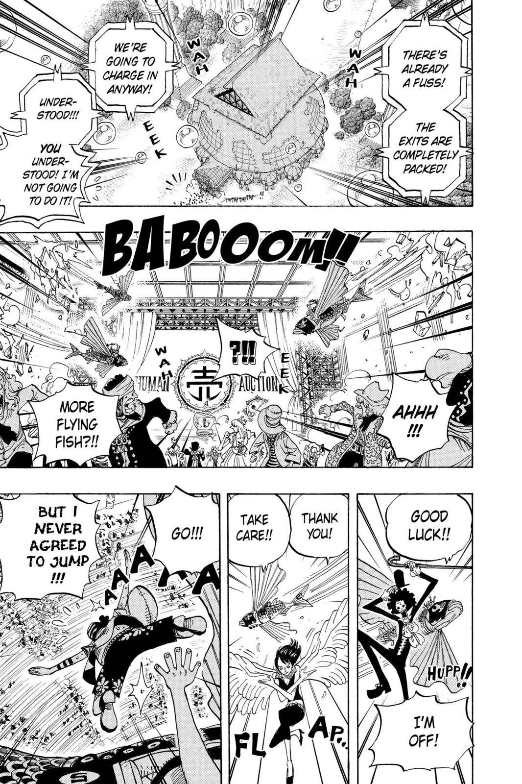 One Piece Chapter 503 Page 19
