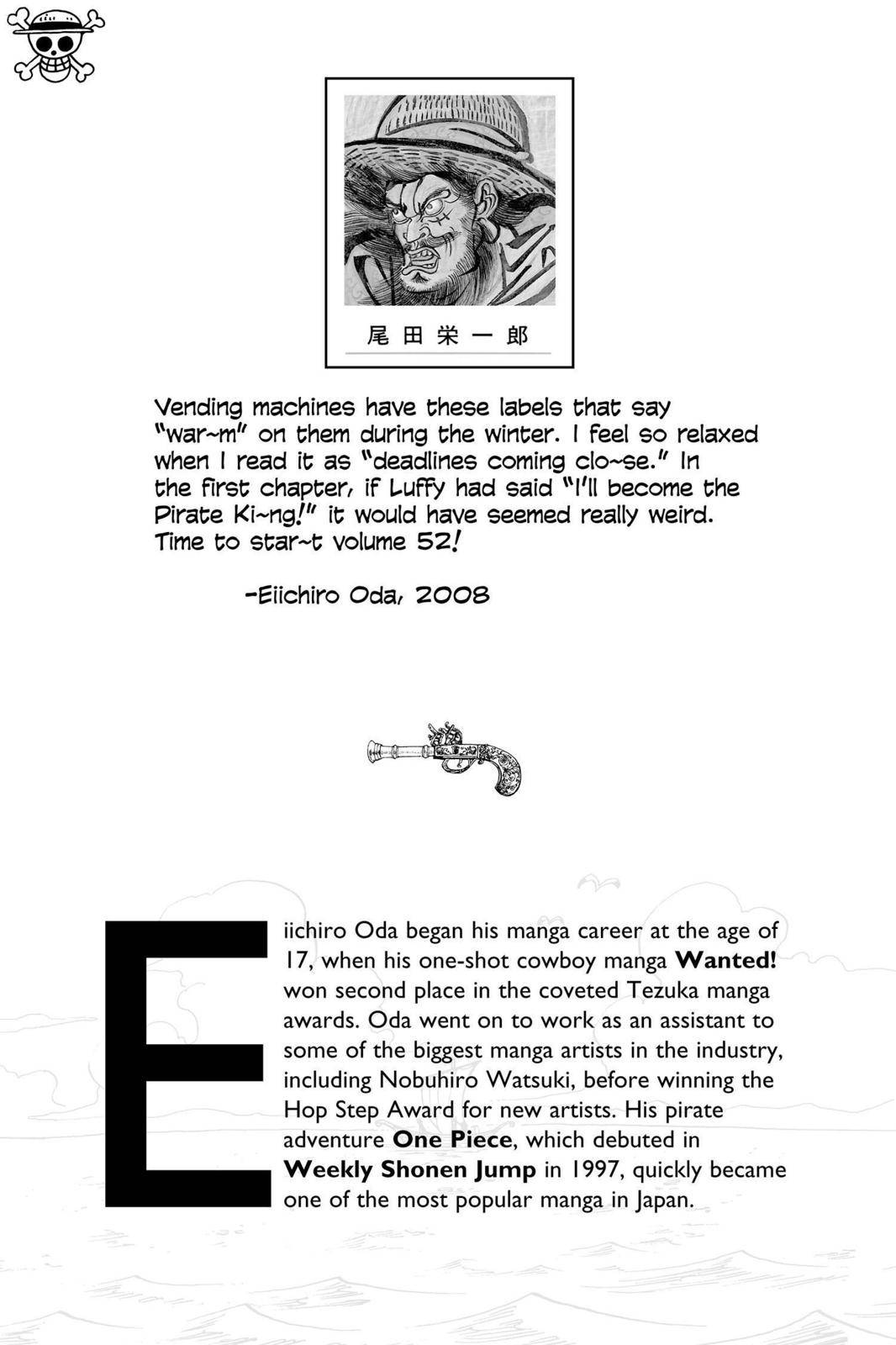 One Piece Chapter 503 Page 2