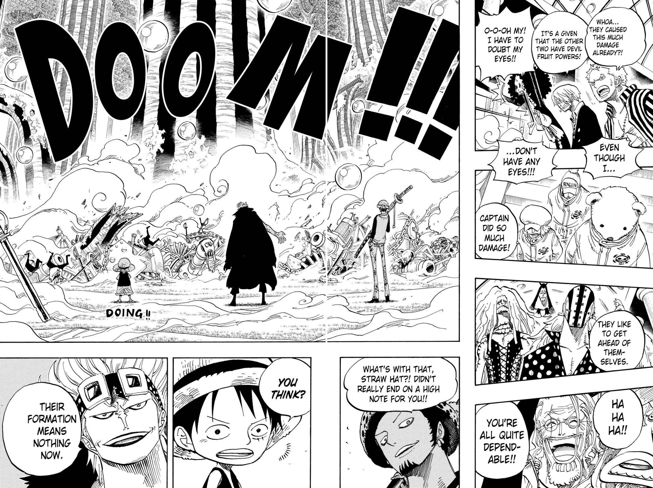 One Piece Chapter 505 Page 8