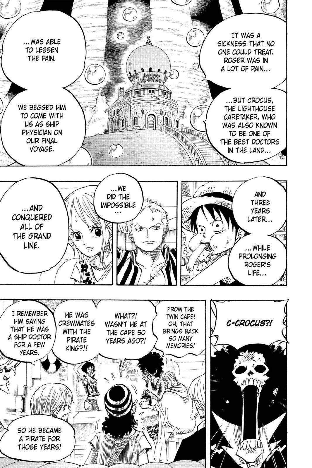 One Piece Chapter 506 Page 11