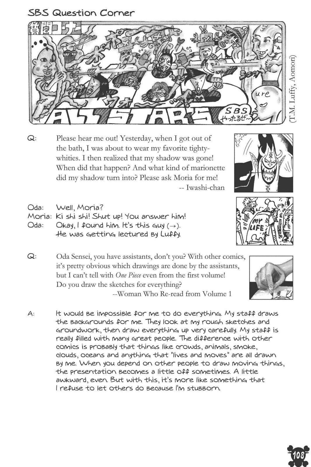One Piece Chapter 507 Page 20