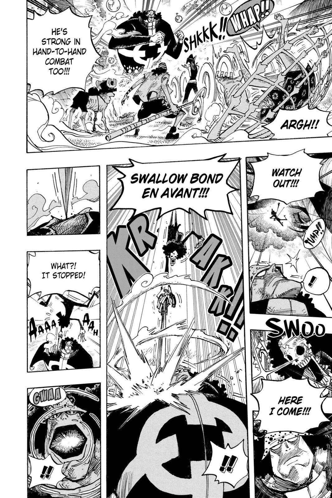 One Piece Chapter 510 Page 12