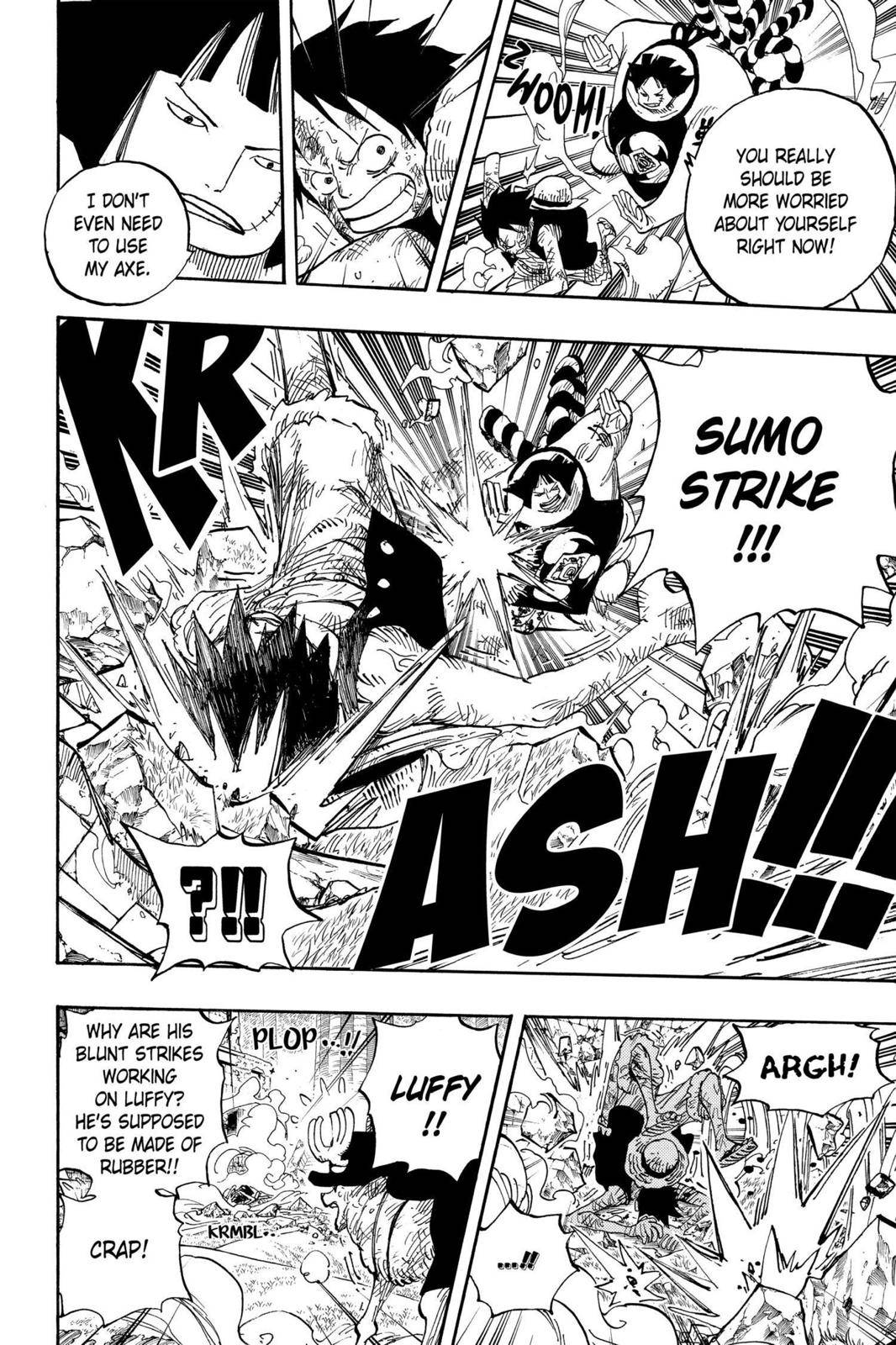 One Piece Chapter 512 Page 13