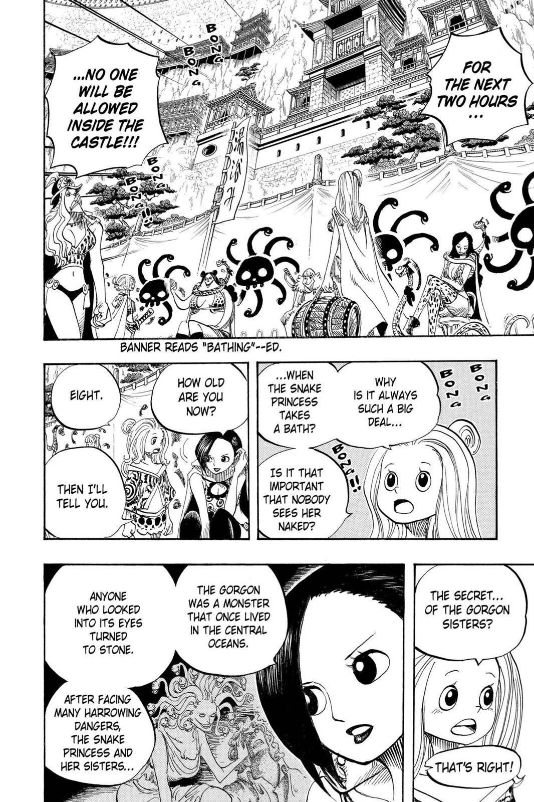 One Piece Chapter 517 Page 14