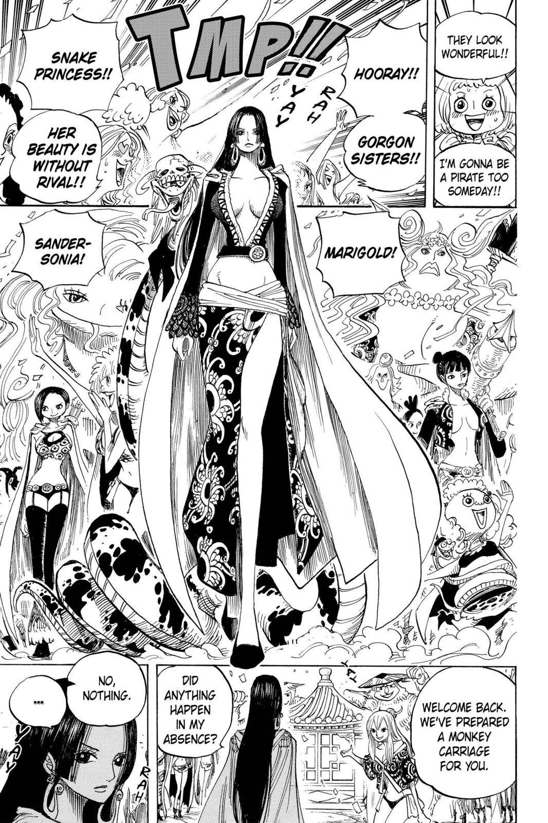 One Piece Chapter 517 Page 3