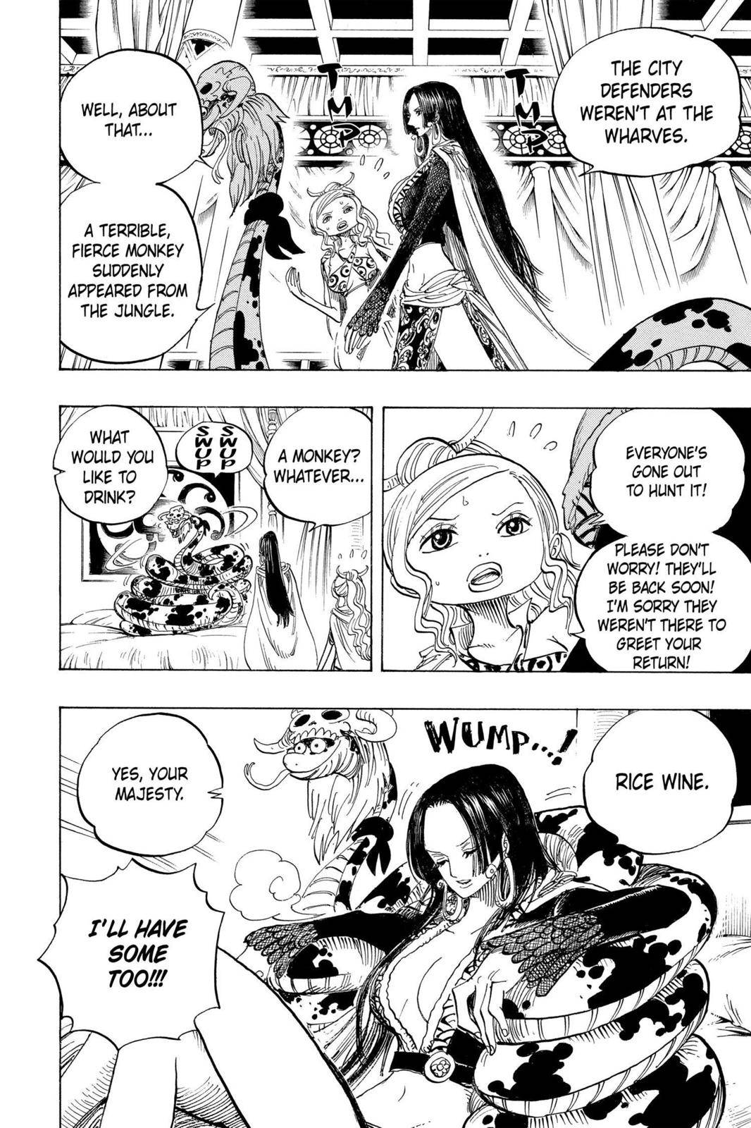 One Piece Chapter 517 Page 6