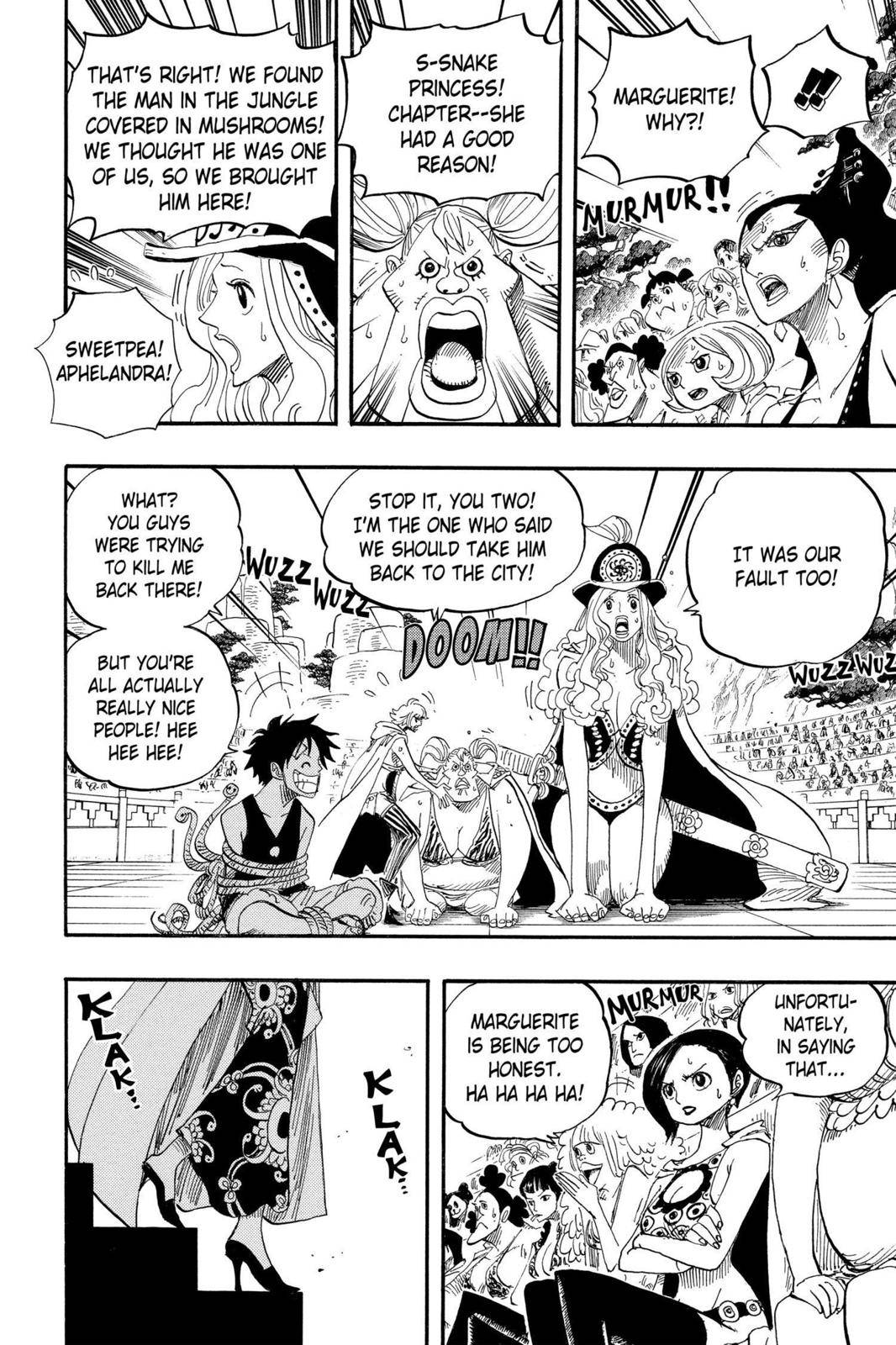 One Piece Chapter 518 Page 10