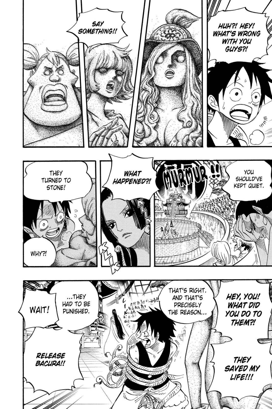 One Piece Chapter 518 Page 12