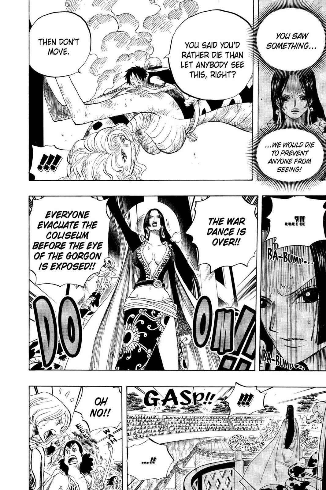 One Piece Chapter 520 Page 17