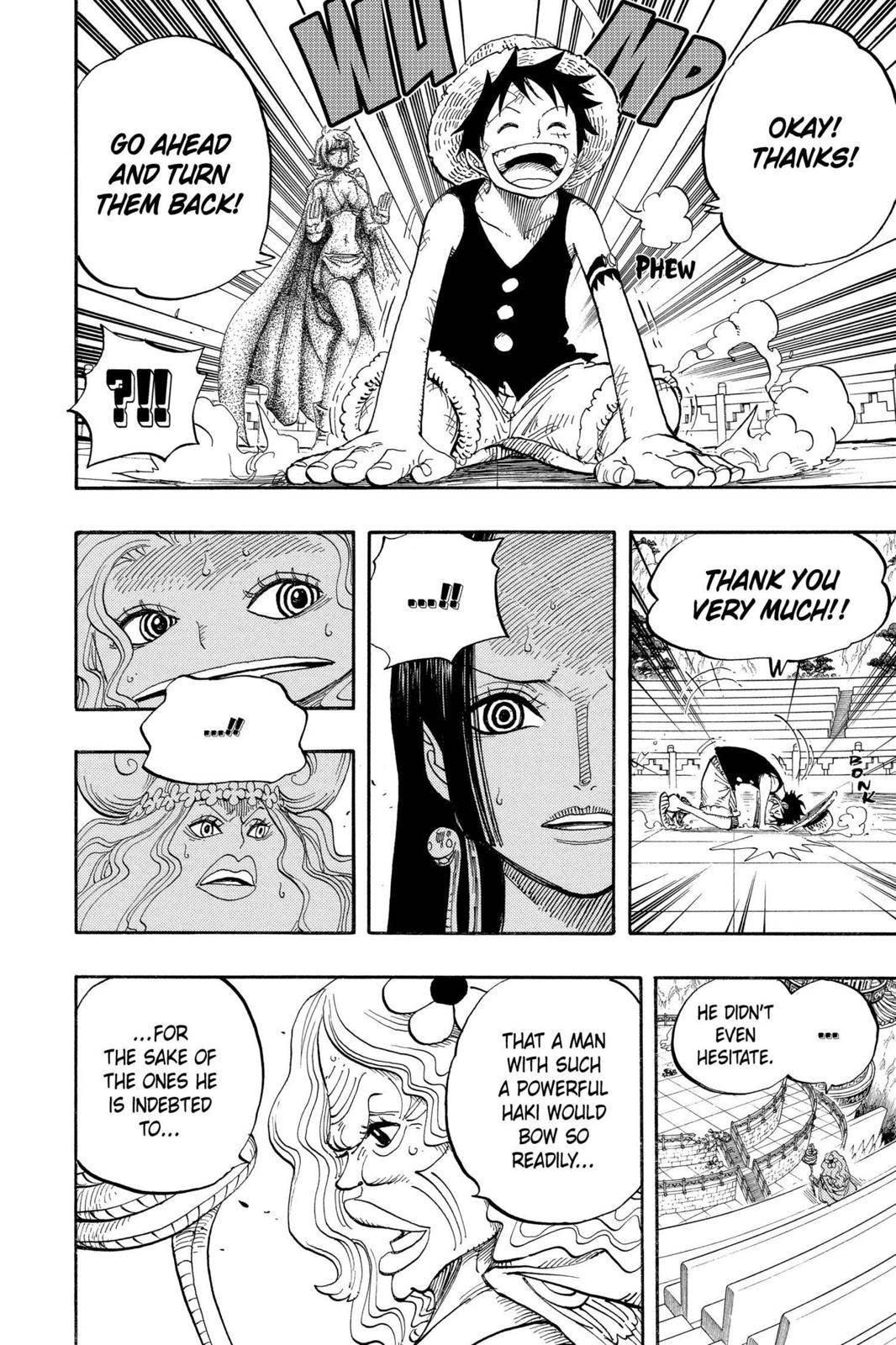 One Piece Chapter 521 Page 4