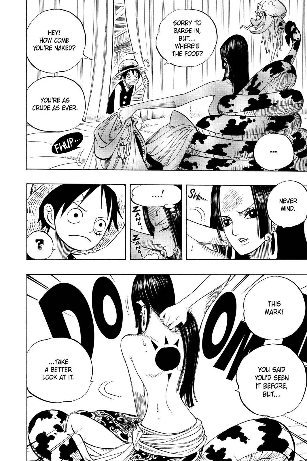 One Piece Chapter 521 Page 8
