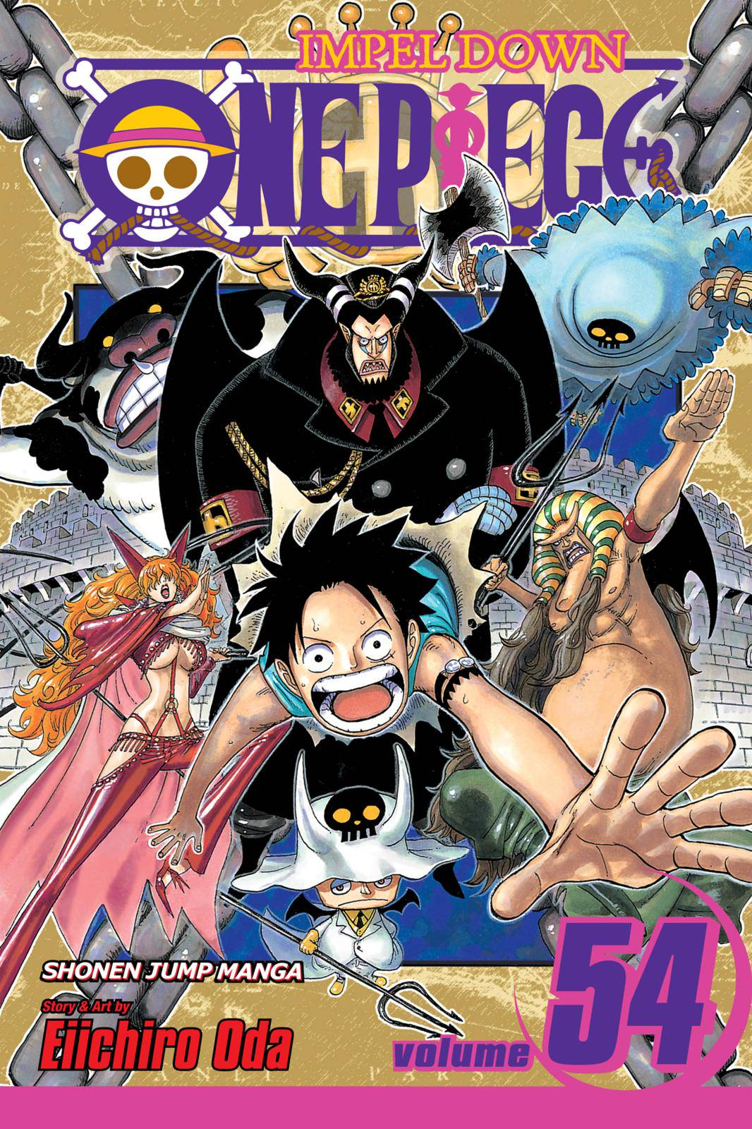 One Piece Chapter 523 Page 1